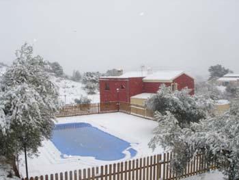 La Escuela en Invierno